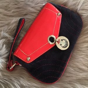 Pretty wristlet from Juicy Couture